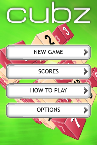 Screenshot Cubz – 3D Sliding Puzzle